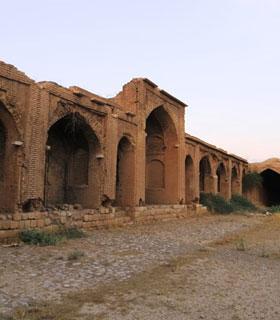 بناهای تاریخی پاسارگاد