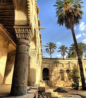 بناهای تاریخی گراش