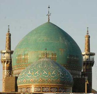 بناهای تاریخی مشهد