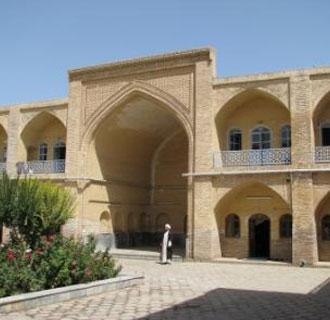 بناهای تاریخی کاشمر