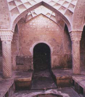 بناهای تاریخی ممسنی