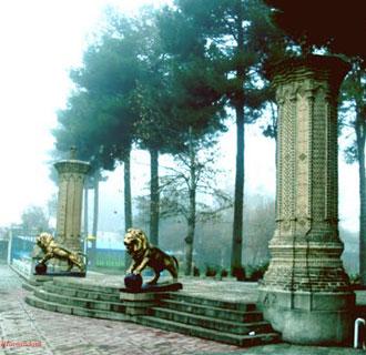 بناهای تاریخی نیشابور