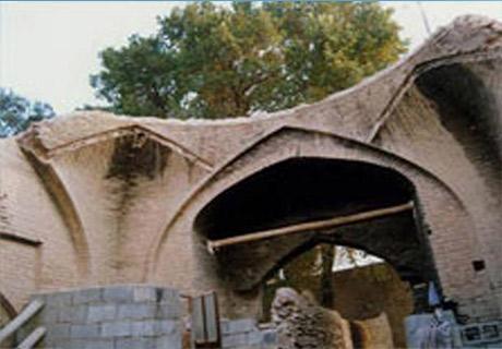 بناهای تاریخی شهرستان پاکدشت