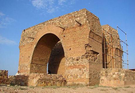بناهای تاریخی شهرستان ری