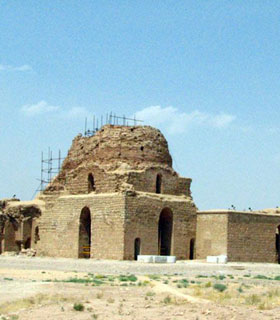 بناهای تاریخی سپیدان