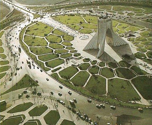 بناهای تاریخی شهرستان تهران