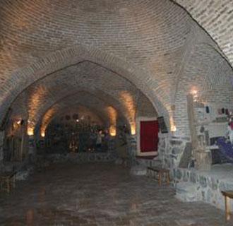 بناهای تاریخی سرخس