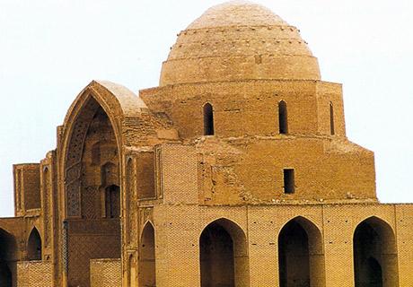 بناهای تاریخی شهرستان ورامین