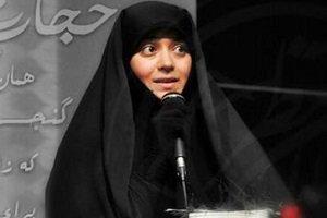 حضور جنجالی الهام چرخنده رو در روی رضا رشیدپور!