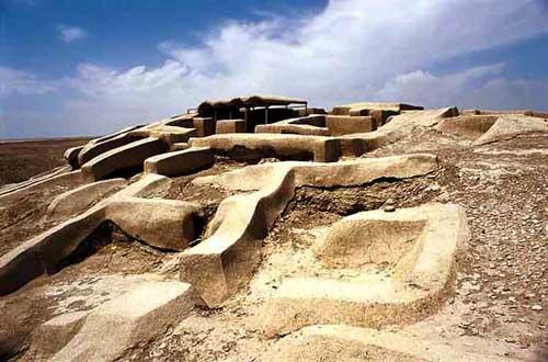 شهر سوخته، شگفتی دنیای باستان