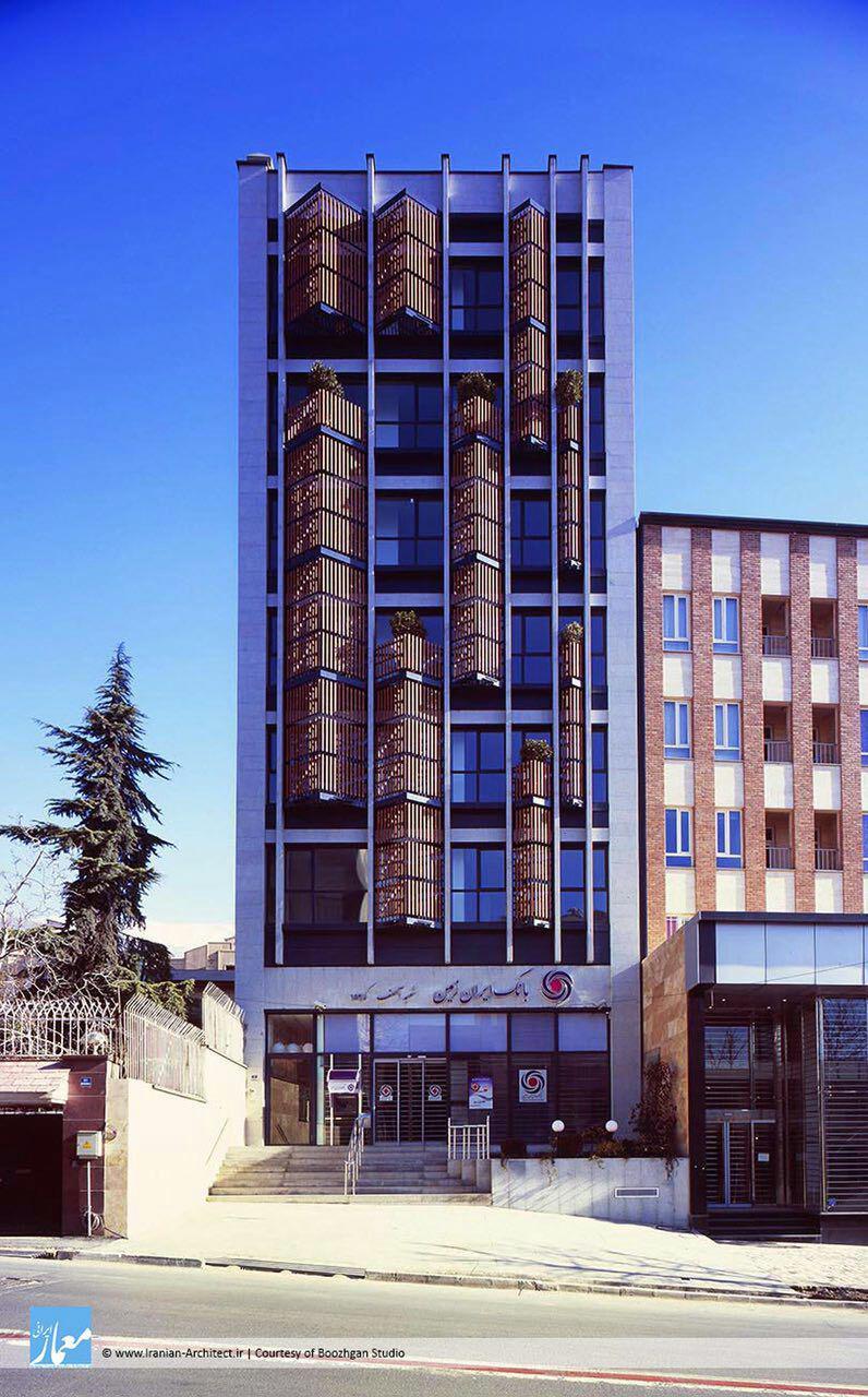 ساختمان اداری آصف