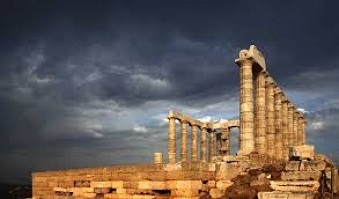 معماري در يونان 700 ق.م-200 ق.م