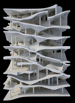 معماری، يكي شدن با محیط