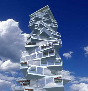 معماری دینامیک