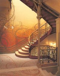 آرنوو (آرت نوو) Art Nouveau