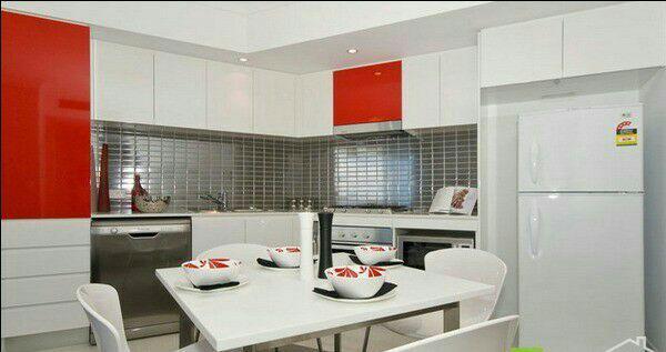چیدمان آشپزخانه با روشی اصولی و کاربردی